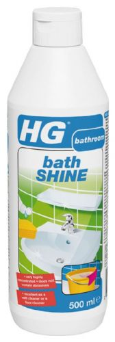 HG bath shine 500ml Bottle Part No: 145050106